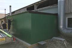 5. PIR panels, roof