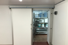 8. New sliding fridge door