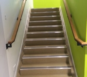 Guildford uni staircase gallery image 1