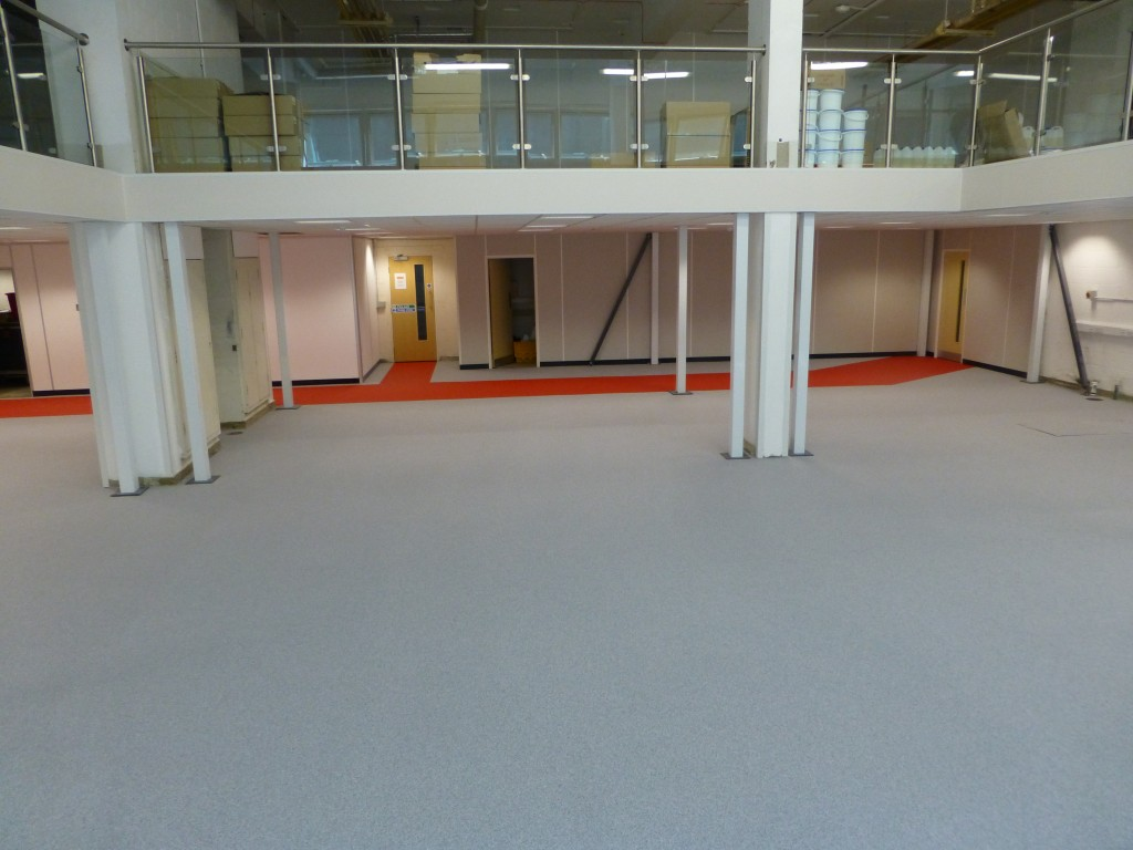 Mezzanine Floor in Sussex